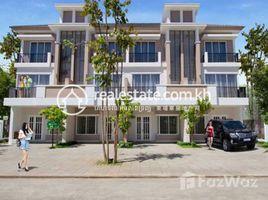 3 Schlafzimmern Villa zu verkaufen in Nirouth, Phnom Penh Borey Peng Huoth : The Star Platinum Polaris I