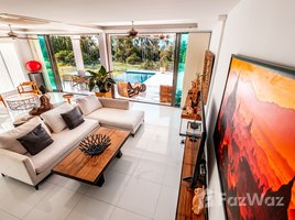 4 Bedrooms Villa for sale in Bo Phut, Koh Samui Gorgeous Seaview Villa in Bangrak on Large Land Plot