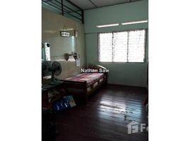 槟城 Paya Terubong Ayer Itam 3 卧室 联排别墅 售