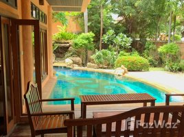 4 Bedrooms Villa for sale in Na Chom Thian, Pattaya 4 Bedroom Private Villa for sale in Chon Buri