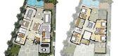 Unit Floor Plans of Royal Golf Villas