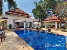 4 Bedrooms Villa for rent in Choeng Thale, Phuket Sai Taan Villas