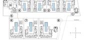 Master Plan of PHRA DA VILLAS