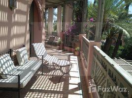 Marrakech Tensift Al Haouz Na Annakhil Magnifique appartement et ça terrasse exceptionnel à palmeraie 2 2 卧室 住宅 租