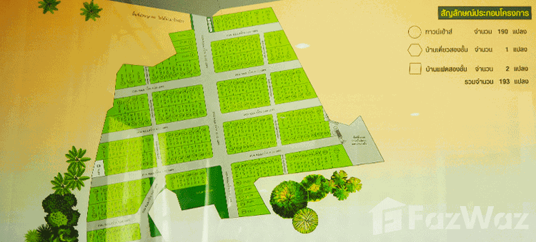 Master Plan of I Leaf Prime Thalang Phuket - Photo 1