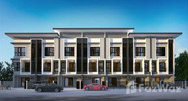 Available Units at 3 Bedroom Townhome in Sukhumvit 93