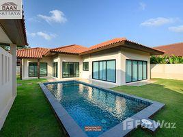 3 Bedrooms Villa for sale in Huai Yai, Pattaya Baan Balina 3
