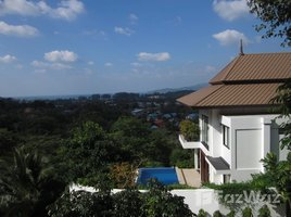 5 Bedrooms Property for sale in Choeng Thale, Phuket Sea View Villa On The Hills