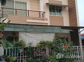 4 Bedrooms Townhouse for sale in Bang Chan, Bangkok Temsiri Avenue