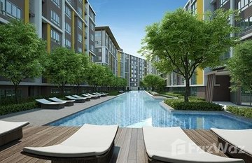 Dcondo Campus Resort Bangsaen in Samet, Pattaya