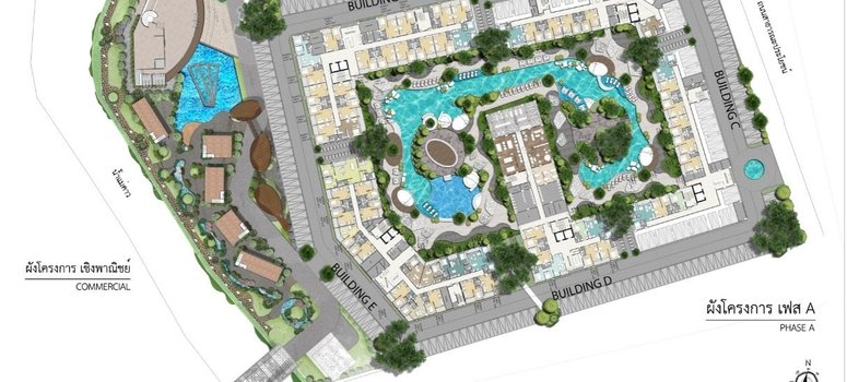 Master Plan of The One Chiang Mai - Photo 1