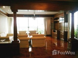 3 Bedrooms Condo for rent in Khlong Toei, Bangkok Raj Mansion