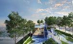 สวนหย่อม at Ideo Charan 70 - Riverview