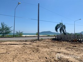 班武里府 三百峰 Beachfront Land for Sale near Sam Roi Yot Beach N/A 土地 售
