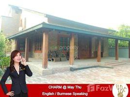 လှိုင်သာယာ, ရန်ကုန်တိုင်းဒေသကြီး 7 Bedroom House for rent in Hlaing Thar Yar Town, Yangon တွင် 7 အိပ်ခန်းများ အိမ် ငှားရန်အတွက်