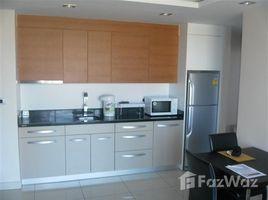 芭提雅 农保诚 Hyde Park Residence 2 1 卧室 顶层公寓 租