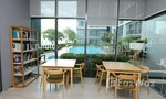 Library / Reading Room at Ideo Mobi Sathorn