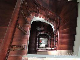 4 Phòng ngủ Nhà mặt tiền bán ở Ô Chợ Dừa, Hà Nội Bán nhà 34m2 x 5 tầng mặt tiền rộng 6,5m nhà thiết kế đẹp có sân cổng phố Hào Nam giá 2,98 tỷ
