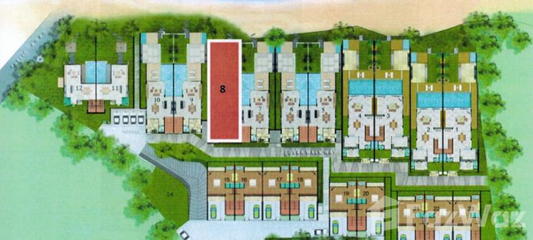 Master Plan of Eva Beach - Photo 1