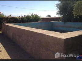 2 غرف النوم منزل للبيع في NA (Annakhil), Marrakech - Tensift - Al Haouz Maison campagne