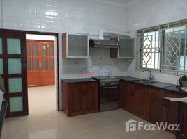4 Bedrooms Villa for rent in Chak Angrae Leu, Phnom Penh 4Bed Single Villa For Rent In Tonle Bassac