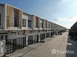 2 Bedrooms Townhouse for sale in Bak Kaeng, Phnom Penh Borey The Flora