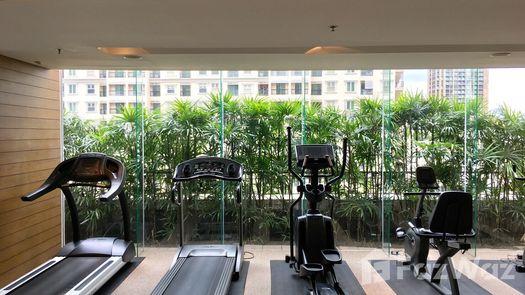 3D Walkthrough of the Fitnessstudio at Baan Siri 24