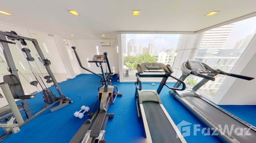3D Walkthrough of the Communal Gym at The Alcove 49