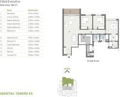 3 غرف النوم شقة للبيع في , الجيزة شقه 182 م موقع متميز ابراج زيد كامله التشطيب