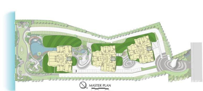 Master Plan of Supalai Riva Grande - Photo 2