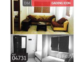 Aceh Pulo Aceh Apartemen Gading Icon Tower C Lantai 2 2 卧室 住宅 售