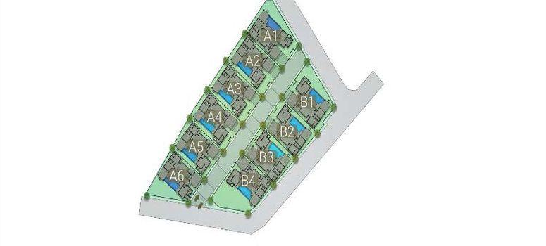Master Plan of The Breeze Villas - Photo 1
