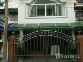 4 Bedrooms Townhouse for sale in Bang Khun Si, Bangkok 4 Bedroom Townhouse For Sale in Bangkok noi