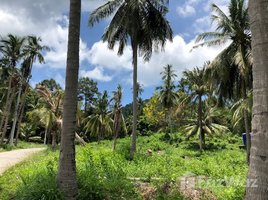 N/A Land for sale in Maret, Koh Samui Mountain View Land for Sale near Lamai Centre