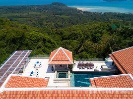 7 ห้องนอน วิลล่า ขาย ใน ตลิ่งงาม, เกาะสมุย Nirvana Villa