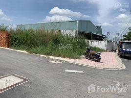N/A Land for sale in Tan Tao, Ho Chi Minh City Khu dân cư đường Sông Suối (118 / Hồ Văn Long), P. Tân Tạo, Bình Tân, Thành Phố Hồ Chí Minh