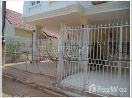 ເຮືອນ 3 ຫ້ອງນອນ ໃຫ້ເຊົ່າ ໃນ , ວຽງຈັນ 3 Bedroom House for rent in Sikhottabong, Vientiane