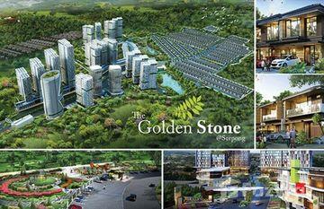 The Golden Stone Serpong in Cipondoh, Banten