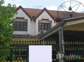 4 Bedrooms Townhouse for sale in Phimonrat, Nonthaburi Bang Bua Thong Housing
