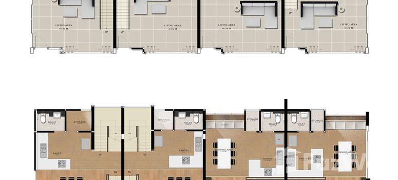 Master Plan of Sandbox Beachfront Villa - Photo 1