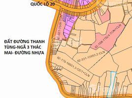 N/A Land for sale in Dinh Quan, Dong Nai Cần bán gấp lô đất mặt tiền đường nhựa, đường chính vào khu du lịch Thác Mai