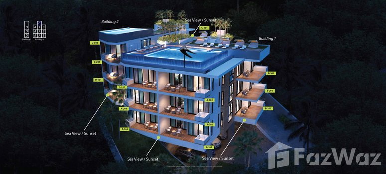 Master Plan of Splendid Condominium - Photo 1