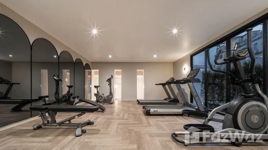 Photos 1 of the Communal Gym at Aspira Residence Sukhumvit 71