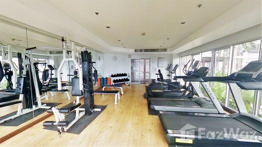 3D Walkthrough of the Communal Gym at Condo One X Sukhumvit 26