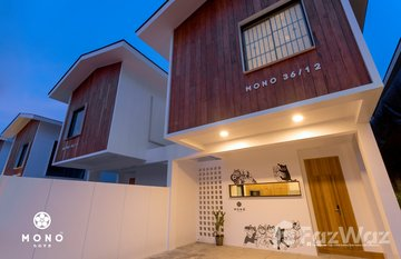 Mono Japanese Loft Plus (Chalong) in Wichit, Phuket