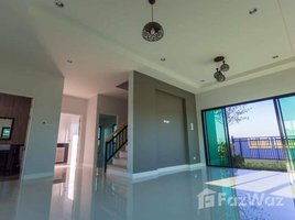 4 Bedrooms House for sale in Na Sak, Lampang Newly Built 2 Storey Modern House for Sale in Na Sak