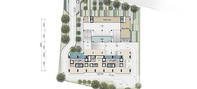 Master Plan of Wish Signature Midtown Siam - Photo 1