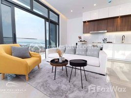 2 Bedrooms Apartment for sale in Chrouy Changvar, Phnom Penh The Peninsula Private Residences