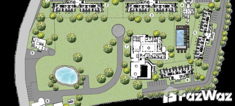 Master Plan of Natura Green Residence - Photo 1