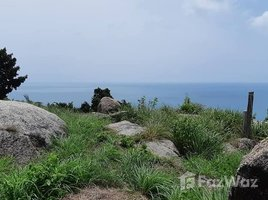 N/A Property for sale in Bo Phut, Koh Samui 800 SQM Land Sea View For Sale In Koh Samui